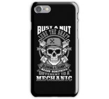 Mechanic Funny iPhone Case/Skin