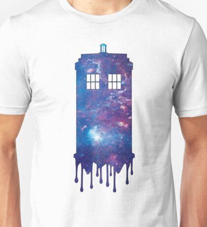 Tardis Galaxy Unisex T-Shirt