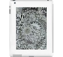Tangled Blooms #2 iPad Case/Skin