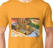 Cat in the Shop Unisex T-Shirt