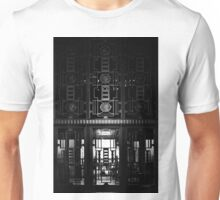 Doors to City Hall Unisex T-Shirt