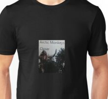 Hula Girl Groovin Unisex T-Shirt
