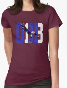 Odell Beckham Jr - Catch Womens Fitted T-Shirt