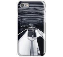 Platform Monochromatic  iPhone Case/Skin