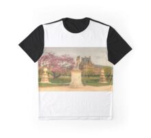 The Beauty of the Tuileries Graphic T-Shirt