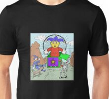 """""""Jack In The Box In Oz"""" Unisex T-Shirt"""