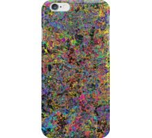 Particle Flash Dance iPhone Case/Skin