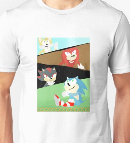 Sonic and Friends Unisex T-Shirt