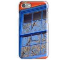 The Window Above the Store   ^ iPhone Case/Skin