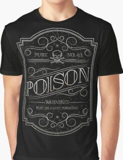 Pure Poison Graphic T-Shirt