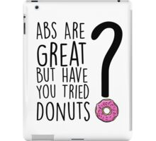 Donuts iPad Case/Skin