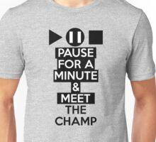 Meet the Champ Unisex T-Shirt