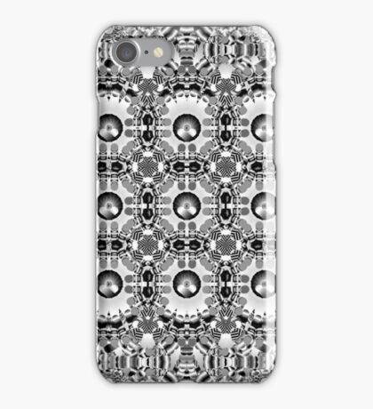 Silver Medley iPhone Case/Skin