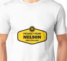 Proudly From Nelson New Zealand Unisex T-Shirt