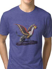 Friedrich Justin Bertuch's Cockatrice Tri-blend T-Shirt
