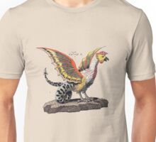 Friedrich Justin Bertuch's Cockatrice Unisex T-Shirt