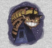 Catbus (Colour Version) Baby Tee