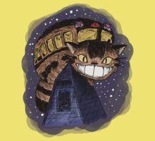 Catbus (Colour Version) One Piece - Short Sleeve