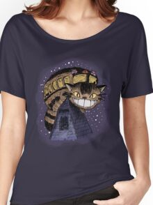 Catbus (Colour Version) Women's Relaxed Fit T-Shirt