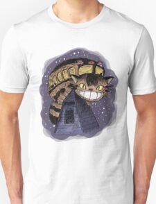 Catbus (Colour Version) Unisex T-Shirt