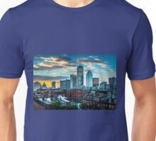 Boston Massachusetts Unisex T-Shirt