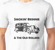 Smokin' Brinnie & The Old Rollers Unisex T-Shirt