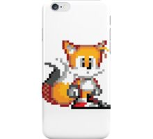 "Miles ""Tails"" Prower - Sprite iPhone Case/Skin"