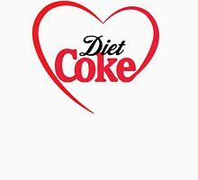I Heart Diet Coke Womens Fitted T-Shirt