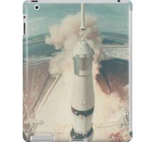 Early Nasa Rocket Launch iPad Case/Skin