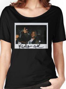 Kendrick Polaroid Women's Relaxed Fit T-Shirt