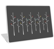 Bird Is The Word Laptop Skin