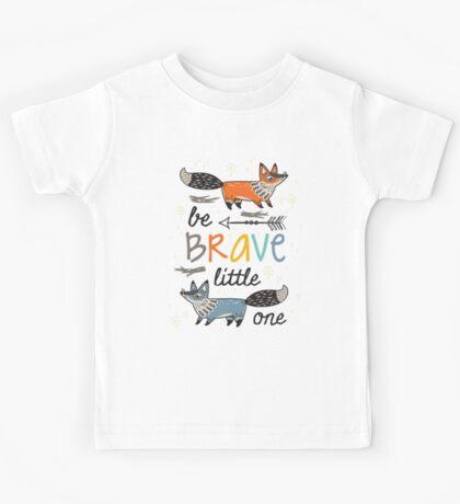 Foxes Kids Tee