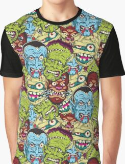 Movie Monsters Graphic T-Shirt