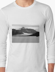 Meandering Glacier Long Sleeve T-Shirt