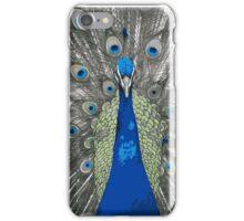 Hawaii Peacock iPhone Case/Skin