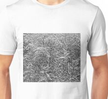 Winter Branches Unisex T-Shirt