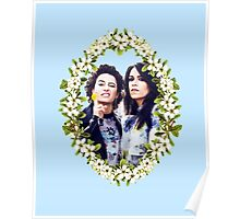 Ilana & Abbi Poster