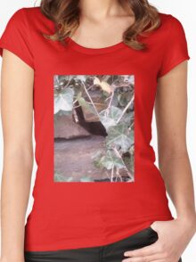 The Urban Hiding Place Women's Fitted Scoop T-Shirt