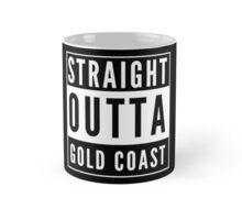 Straight Outta Gold Coast Mug