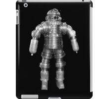 Retro Vintage Deep Sea Diver iPad Case/Skin