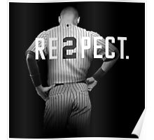 Re2pect Base Ball Poster