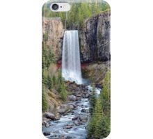 Tumalo Falls iPhone Case/Skin