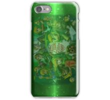Legend of Zelda 25th Anniversary  iPhone Case/Skin