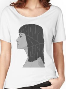 About a Girl Women's Relaxed Fit T-Shirt
