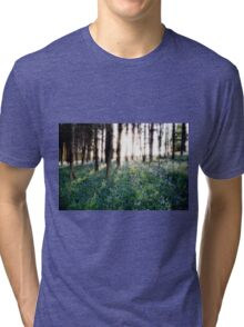 Forest of Arden 05:42 a.m. Tri-blend T-Shirt