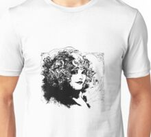 Beautiful Face of Her Unisex T-Shirt