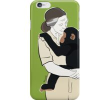 Dr Jane Goodall iPhone Case/Skin
