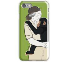 Dr Jane Goodall iPhone Case/Skin