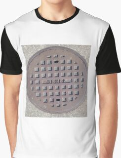 The Sewer  Graphic T-Shirt