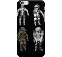 Retro Vintage Deep Sea Diver Collection iPhone Case/Skin